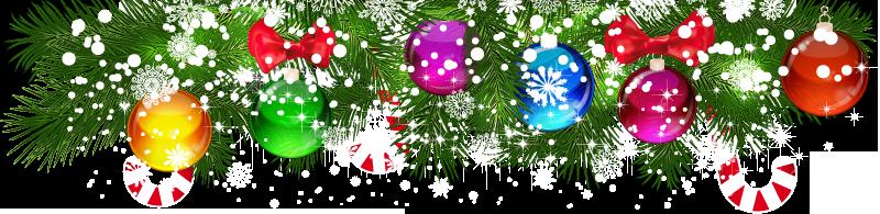 Картинки по запросу новогодние украшения для оформления сайта